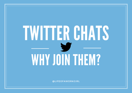 Twitter Chats