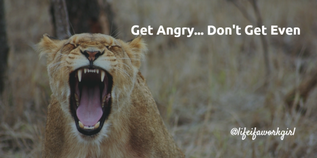 angry and even